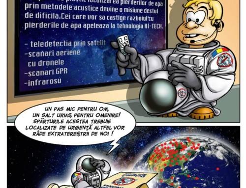 Episodul 5 – Detecții din spațiu