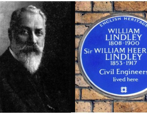 Sir Wiliam Heerlein Lindley