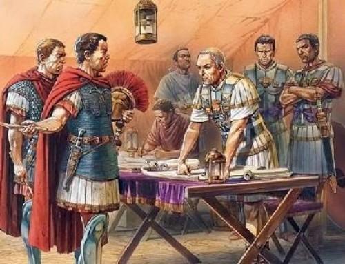 Sextus Iulius Frontinus, comisar al apei în Roma Antică