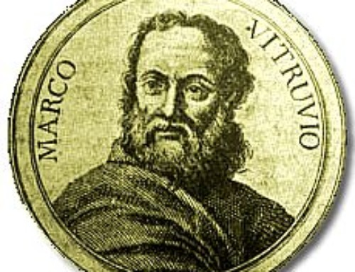 Marcus Vitruvius Pollio, un cautator al apei