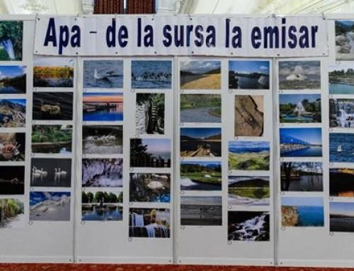 """Concursul de fotografie """"APA –  De la sursă la emisar"""""""