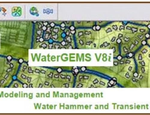 Solutie software de modelare hidraulica