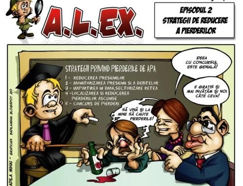 A.L.Ex episodul 2