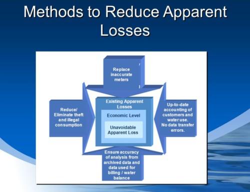 Capitolul 3 : Identificarea si Controlul pierderilor aparente