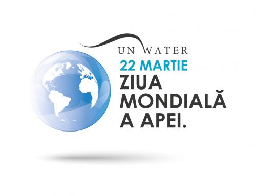 22 martie Ziua mondiala a apei 2020